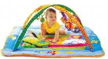 Thảm nằm chơi 3D Tiny love Gymini® TOTAL PLAYGROUND™ - Kick & Play™ Activity Gym