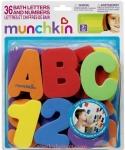 Bộ 36 chữ cái và số Munchkin