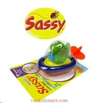 Ca nô kéo cót Sassy