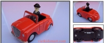 Ô tô có người lái Thomas