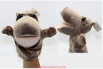 Rối bàn tay 3D Hà Mã
