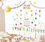 Decal Happy Birthday