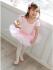 Váy múa hồng chấm bi...