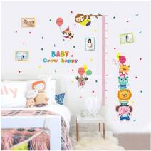 Decal Thước đo Baby Grow Happy