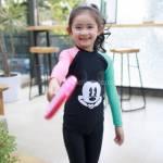 Bộ bơi Mickey dài tay cho bé