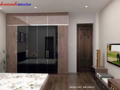 Thiết kế nội thất nhà A. huỳnh khu Bắc Hà - mộ lao - Thanh xuân