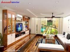 Thiết kế nội thất phòng khách Biệt Thự Ligogi 13