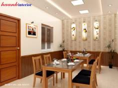 Công trình Nhà hàng Hàn Quốc TP Phú Thọ - Việt Trì
