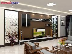 Công trình thiết kế nội thất nhà phố Vũ Phạm Hàm