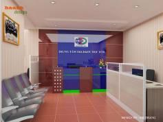 Thiết kế nội thất văn phòng khu văn khê