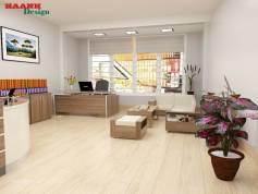 Thiết kế thi công văn phòng Phạm Ngọc Thạch