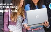 Hợp thời trang - Tăng hiệu suất cùng Laptop HP từ 12.10.2017 đến 31.10.2017