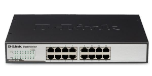 SWITCH DLINK DES-1016D 16 PORT 10/100 (sắt)