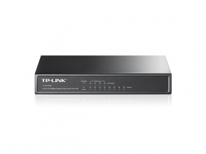 TP-LINK Unmanaged 10/100M PoE Switch TL-SF1008P
