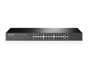 TP-LINK Unmanaged Gigabit-Uplink Switch TL-SL1226