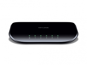 TP-LINK  Unmanaged Pure-Gigabit Switch TL-SG1005D