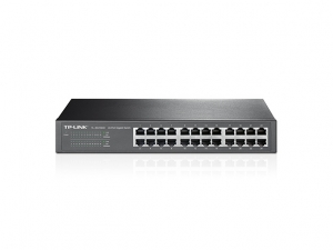 TP-LINK Unmanaged Pure-Gigabit Switch TL-SG1024D