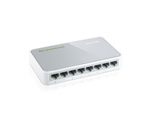 TP-LINK  Unmanaged 10/100M Switch TL-SF1008D