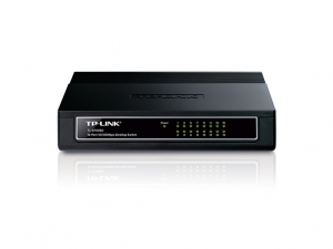 TP-LINK  Unmanaged 10/100M Switch TL-SF1016D