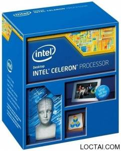 Intel Celeron Dual core G1840 2.8G - Socket 1150 (Haswell refresh).