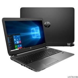 Laptop HP Probook 450 G3-T9S19PA (Đen)
