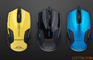 Mouse Newmen G7 Optical USB - Gaming