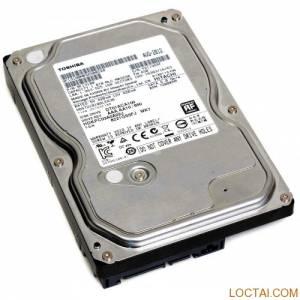 HDD TOSHIBA 1TB - SATA3, 7200RPM, 32MB