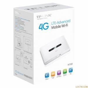 TP-Link M7300 - Wi-Fi Di Động Cao Cấp LTE 4G