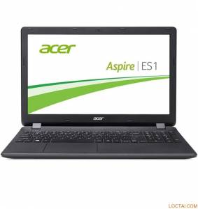 LAPTOP ACER ES-533-C5TS NX.GFTSV.001 (ĐEN)