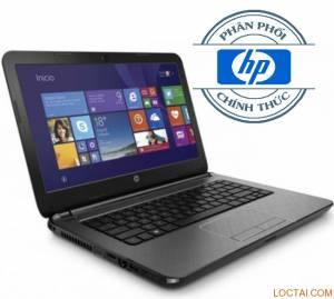 LAPTOP HP 14-AM033TX X1H08PA (BẠC) - HÀNG CHÍNH HÃNG