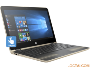 LAPTOP HP PAVILION X360 13-U103TU Y4F56PA (GOLD)