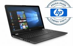 LAPTOP HP 15-BS553TU - 2GE36PA (ĐEN)