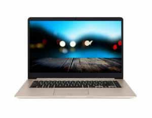 LAPTOP ASUS S510UQ-BQ475T (GOLD) VỎ NHÔM + KB LED