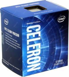 Bộ vi xử lý CPU Intel Celeron G3900 (2.8Ghz/ 2Mb cache)