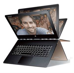 LAPTOP LENOVO YOGA 3 PRO - 80HE00XVVN (GOLD) VỎ NHÔM - KB LED