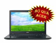 LAPTOP ACER AS E5-576G-54JQ - NX.GRQSV.001 (XÁM)