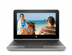 LAPTOP HP PAVILION X360 11-ad032TU 3MS14PA (BẠC)