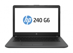 LAPTOP HP 240 G6 4AN57PA (GREY)