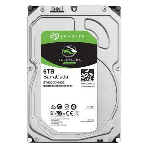 "Ổ cứng HDD PC Seagate Barracuda 6TB 3.5"" SATA (ST6000DM003)"