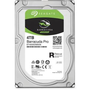 "Ổ cứng HDD PC Seagate Barracuda Pro 4TB 3.5"" SATA (ST4000DM006)"