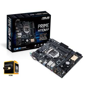 Bo mạch chủ Mainboard Asus Prime H110M-P