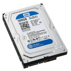 Ổ Cứng HDD WD Blue 500GB WD5000AZLX (Blue)
