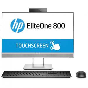 PC Hp EliteOne 800 G4 (Touch/23.8FHD) 5AY45PA (Trắng)