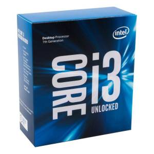 CPU Intel Core i3-7350K