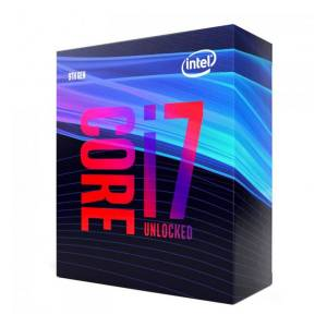 CPU Intel Core i7-9700K