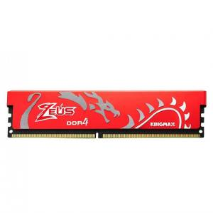 Bộ nhớ Ram Kingmax PC DDR4 8GB 2666MHz HEATSINK (Zeus)