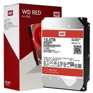 Ổ Cứng HDD WD Red 10TB WD100EFAX (Red)