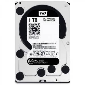 Ổ Cứng HDD WD Black 1TB WD1003FZEX