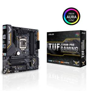 Bo mạch chủ Mainboard Asus TUF Z390M-PRO GAMING (WIFI)