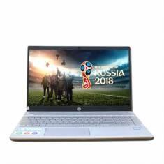 Laptop Hp Pavilion 15-cs2055TX 6ZF22PA (Gold)